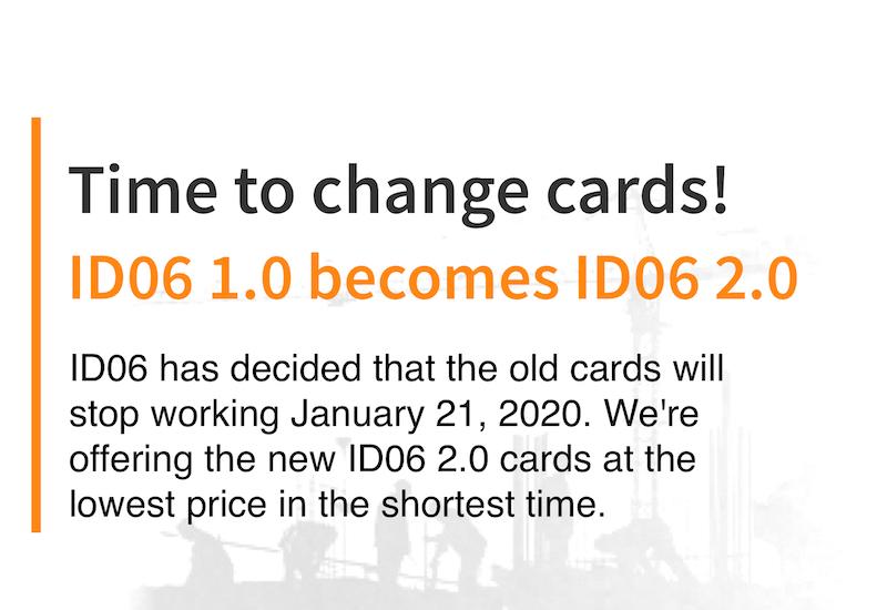ID06 Cards